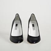 Zapato Salón Sin Plataforma Negro | TatuSpirit